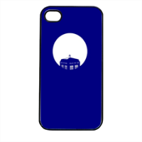 Doctor Who2 Cover iPhone 4 e 4S