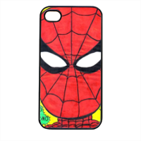 UOMO RAGNO Cover iPhone 4 e 4S
