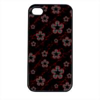 flowers Cover iPhone 4 e 4S