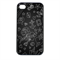 tatoo Cover iPhone 4 e 4S
