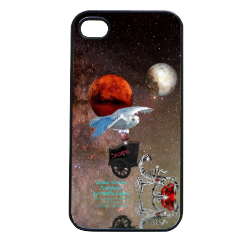 Zodiac Fortune Sco Cover iPhone 4 e 4S