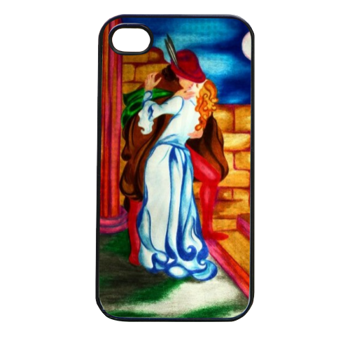 Bacio di Hayez Cover iPhone 4 e 4S