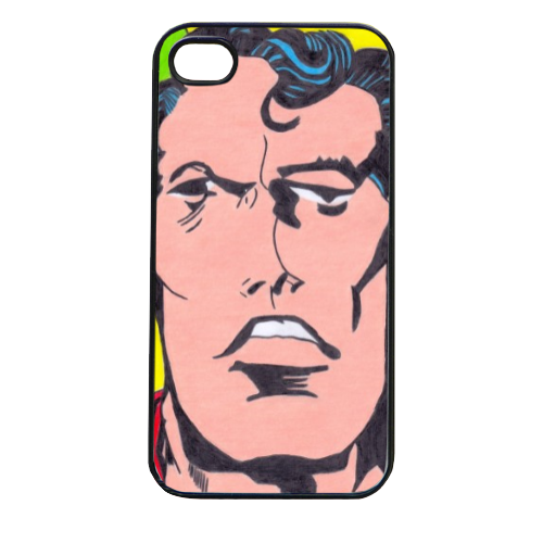 SUPERMAN 2014 Cover iPhone 4 e 4S