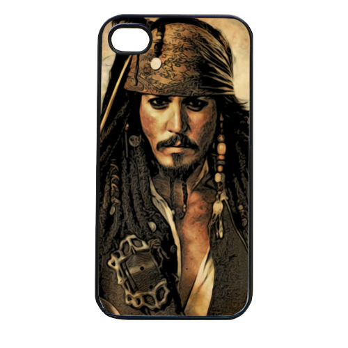 Pirati Cover iPhone 4 e 4S
