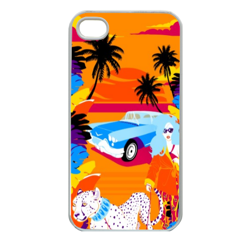Rich Summer  Cover iPhone 4 e 4S