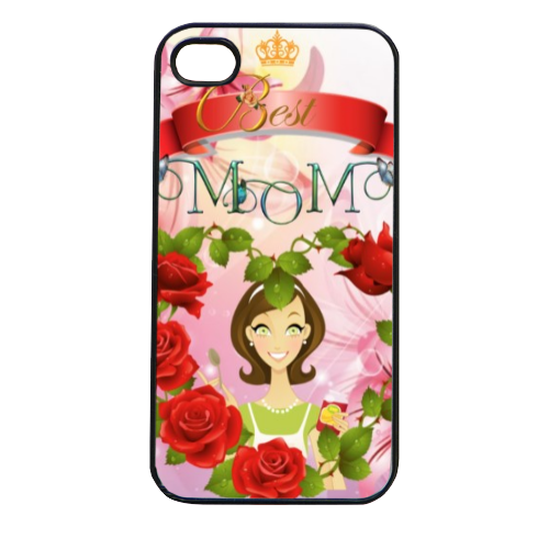 Best Mom Cover iPhone 4 e 4S