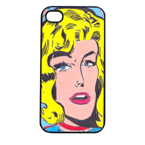 SUPERGIRL Cover iPhone 4 e 4S