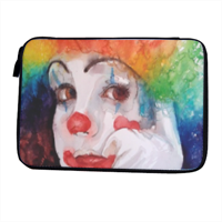 baby clown Porta iPad-eReader