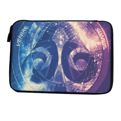 Alsef Space Patch Porta iPad-eReader