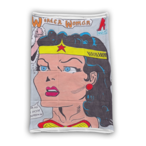 WONDER WOMAN 2015 Materassino Fasciatoio