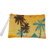 Summer and sky Pochette personalizzata