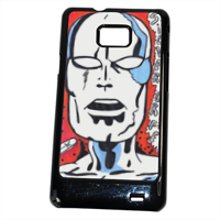 SILVER SURFER 2012 Cover Samsung Galaxy SII