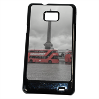 London Trafalgar Square Cover Samsung Galaxy SII