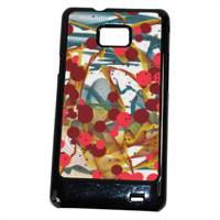 SPIRAL POINT Cover Samsung Galaxy SII