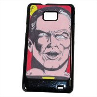 BLACK ADAM Cover Samsung Galaxy SII