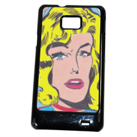 SUPERGIRL Cover Samsung Galaxy SII