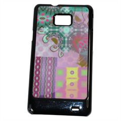 Astratto colorato Cover Samsung Galaxy SII