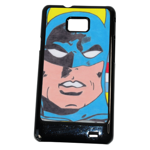 BATMAN 2014 Cover Samsung Galaxy SII
