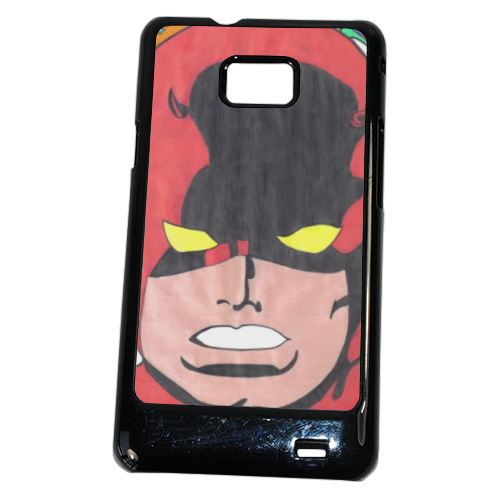 DEVIL 2013 Cover Samsung Galaxy SII