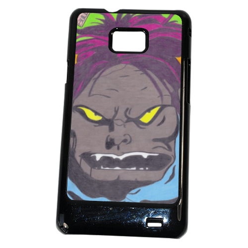 MAN BULL Cover Samsung Galaxy SII