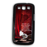 Gothic Love Cover Samsung Galaxy SIII