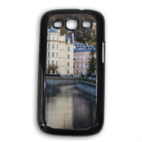 Castello antico Cover Samsung Galaxy SIII