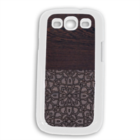 Wenge and Gothic Cover Samsung Galaxy SIII