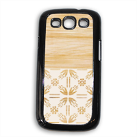 Bamboo and Japan Cover Samsung Galaxy SIII