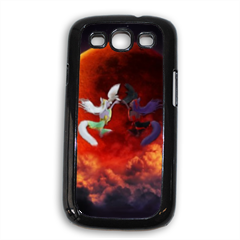 Cover Anime Opposte Cover Samsung Galaxy SIII