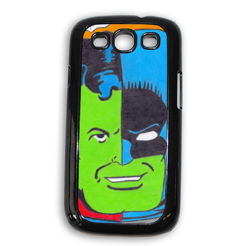 THE COMPOSITE SUPERMAN Cover Samsung Galaxy SIII