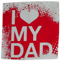 I Love My Dad - Centrotavola