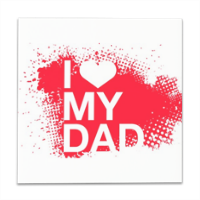 I Love My Dad - Mattonelle arredo