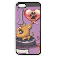Collana I Love My Dog Cover iPhone 5