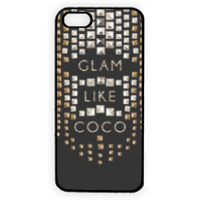 Glam Like Coco Cover iPhone 5