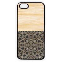 Bamboo Gothic Cover iPhone 5
