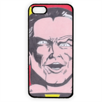 BLACK ADAM Cover iPhone 5