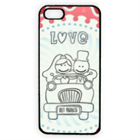 Happy wedding Cover iPhone 5
