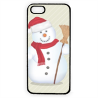 Pupazzo di neve Cover iPhone 5
