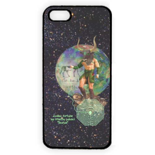 Zodiac Fortune Tau Cover iPhone 5