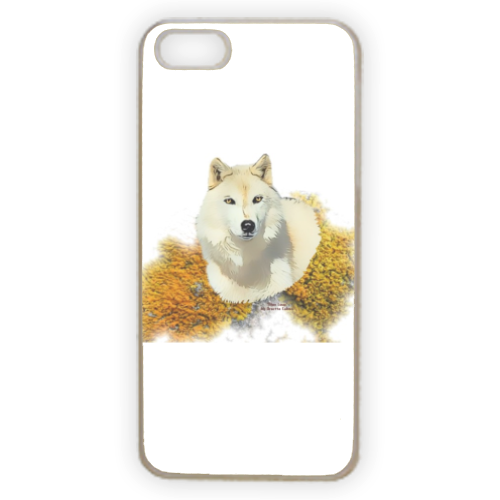 Mon Loup Expecto Patronum Cover iPhone 5