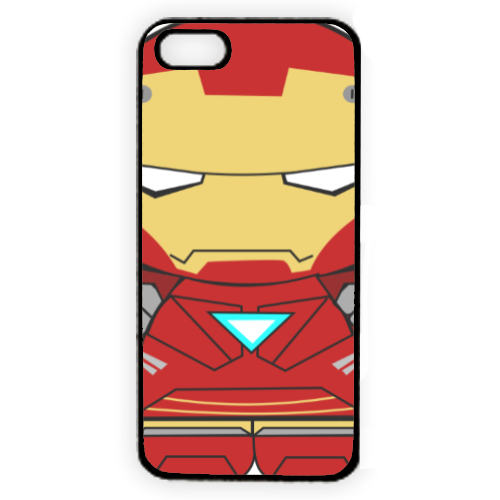 Team Ironman Cover iPhone 5