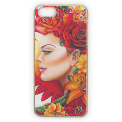 Anthea Cover iPhone 5