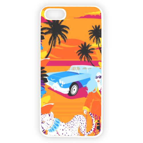 Rich Summer  Cover iPhone 5