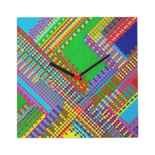 orologio astratto