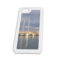 Tramonto e barche Cover iPhone5 Fashion