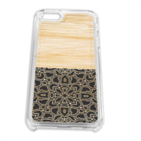 Bamboo Gothic Cover iPhone5 Fashion