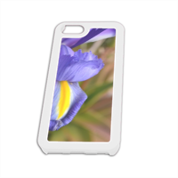 Iris viola Cover iPhone5 Fashion