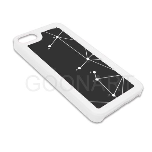 cover smartphone con costellazione