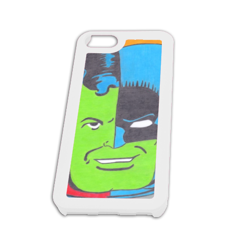 THE COMPOSITE SUPERMAN Cover iPhone5 Fashion