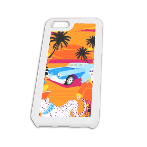 Rich Summer  Cover iPhone5 Fashion